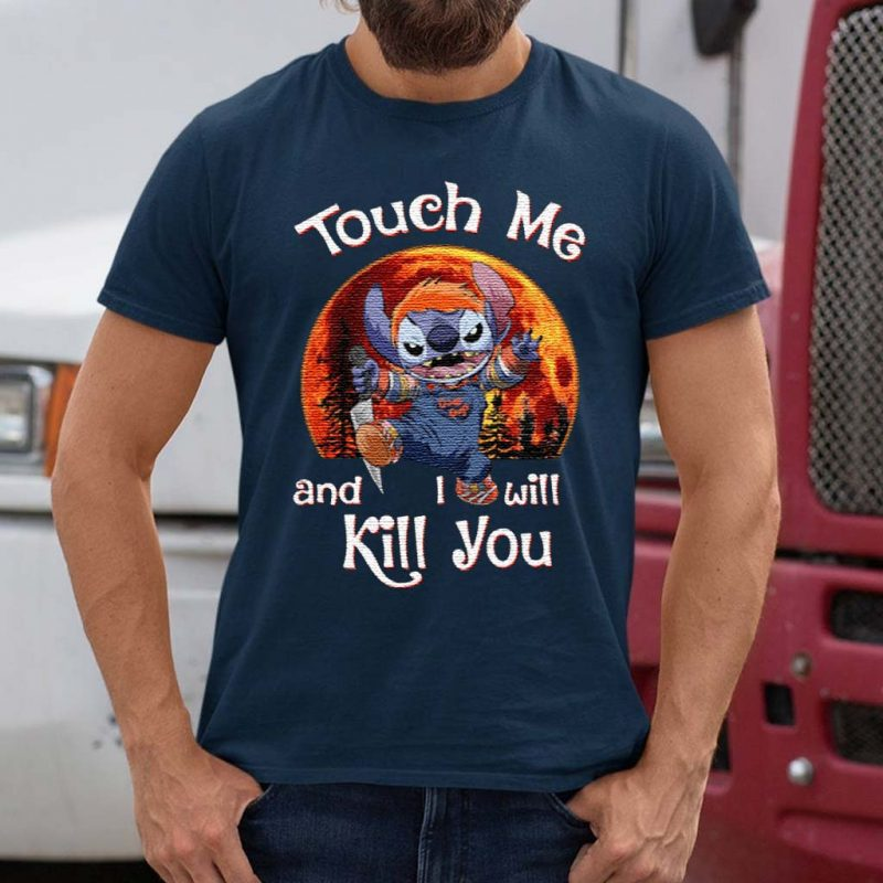 Stitch-Chucky-Touch-Me-And-I-Will-Kill-You-Halloween-TShirts