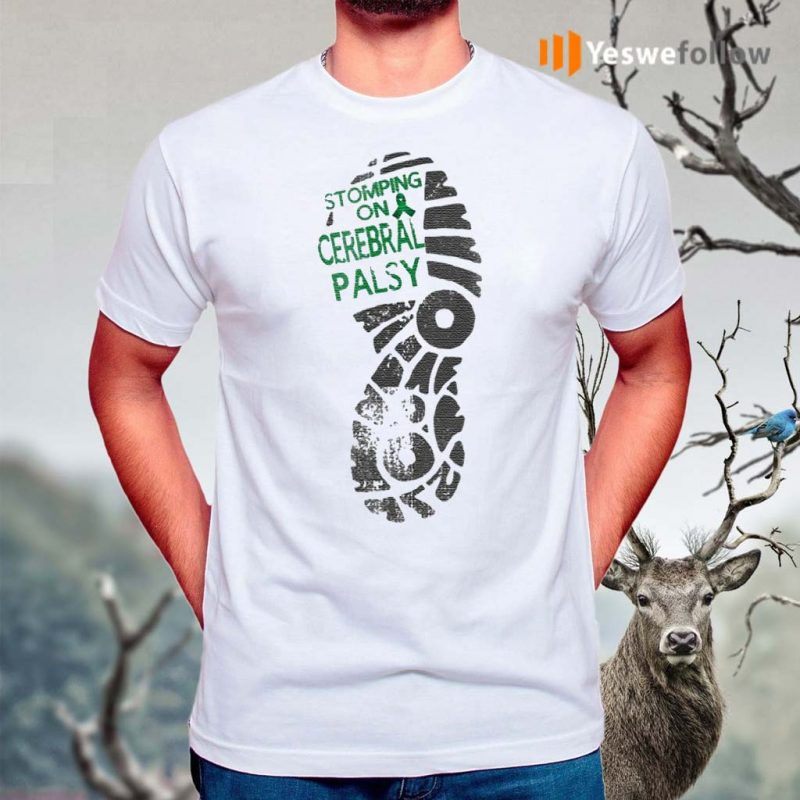 Stomping-On-Cerebral-Palsy-T-Shirt