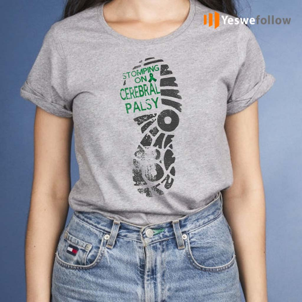 Stomping-On-Cerebral-Palsy-T-Shirts