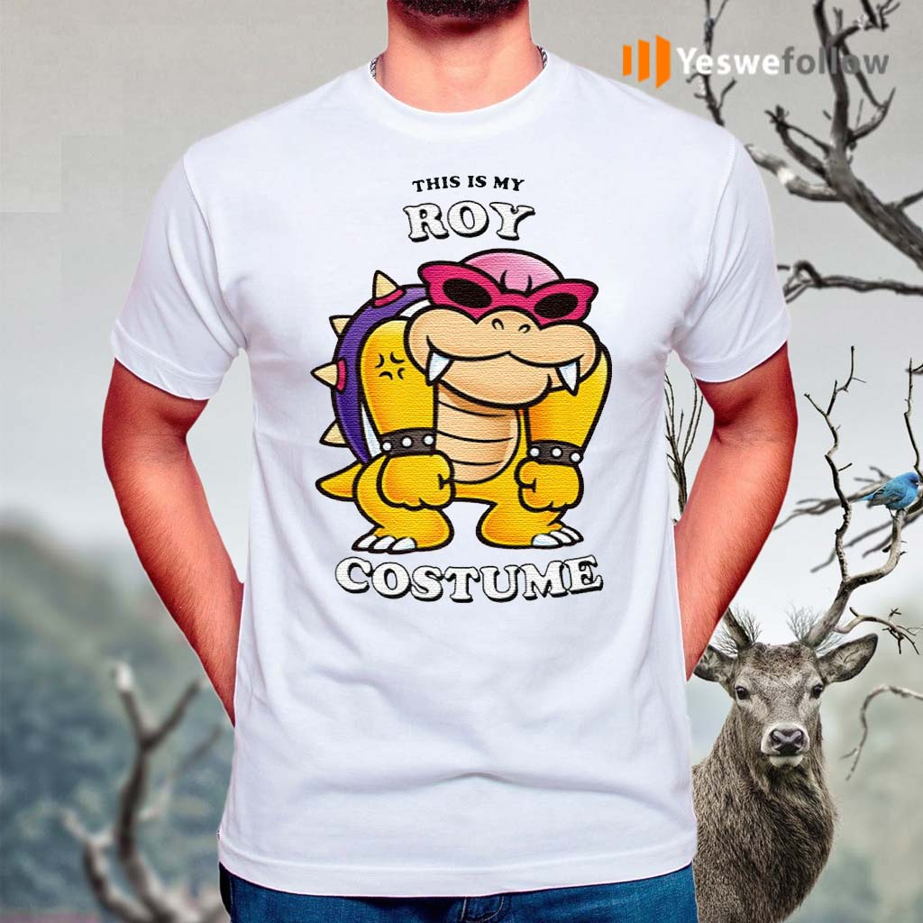 Super-Mario-This-Is-My-Roy-Costume-T-Shirts