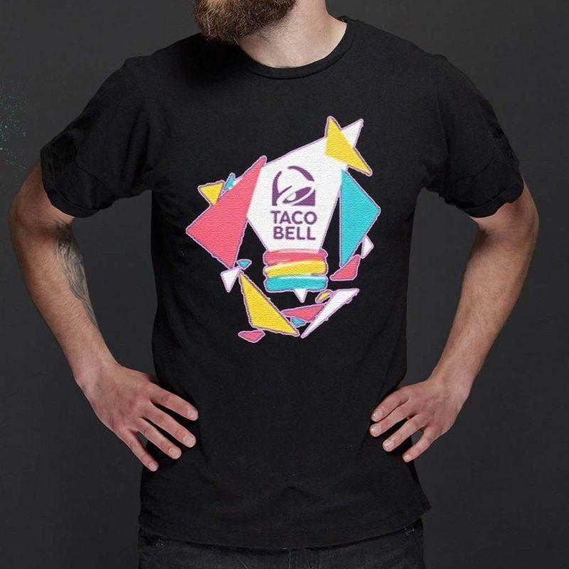 Taco-Bell-Confetti-Logo-Adult-T-Shirts
