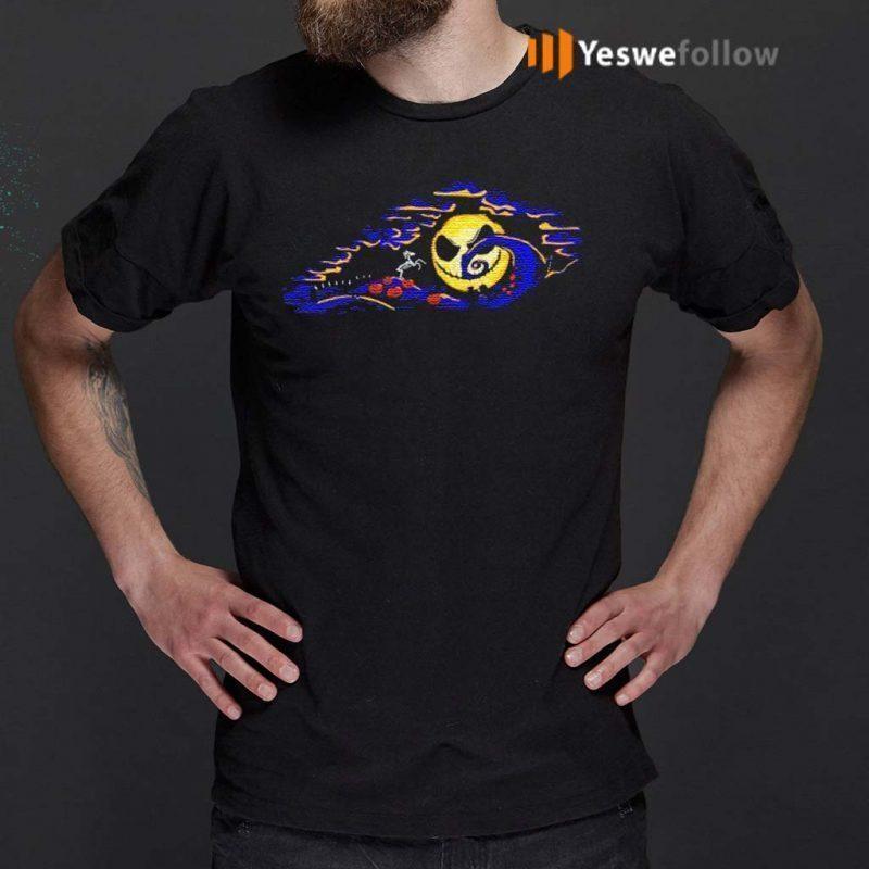 The-Jack-Kentuckington-Before-Nightmare-Christmas-shirt