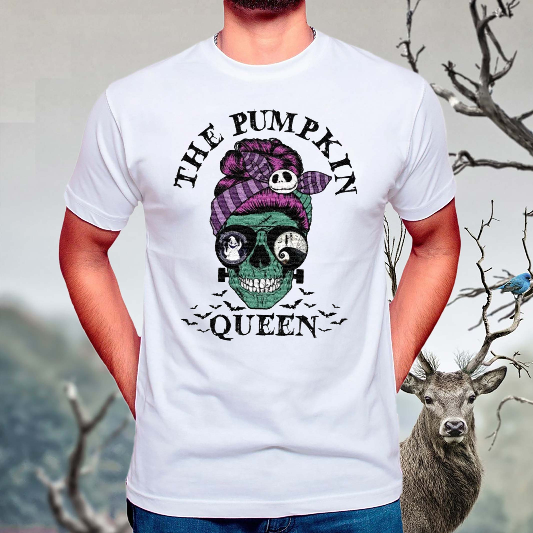 The-Pumpkin-Queen-shirts