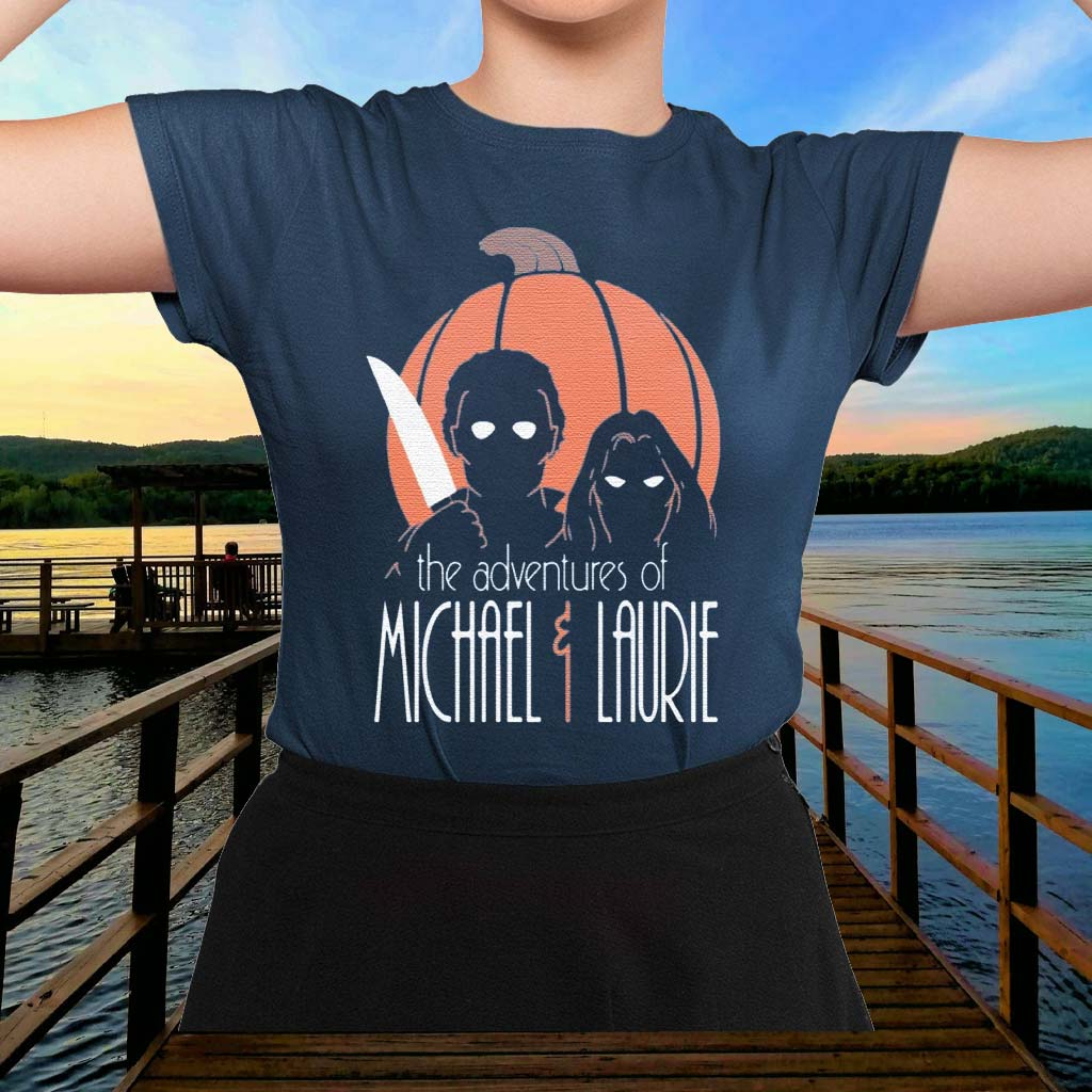 The-adventures-of-Michael-and-Laurie-shirts