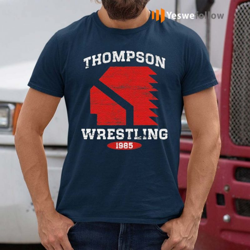 Thompson-Wrestling-1985-T-Shirt