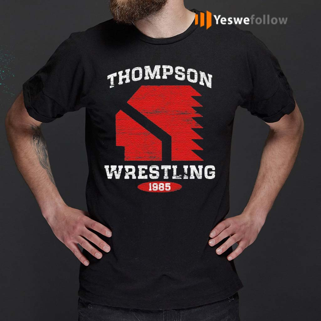 Thompson-Wrestling-1985-T-Shirts
