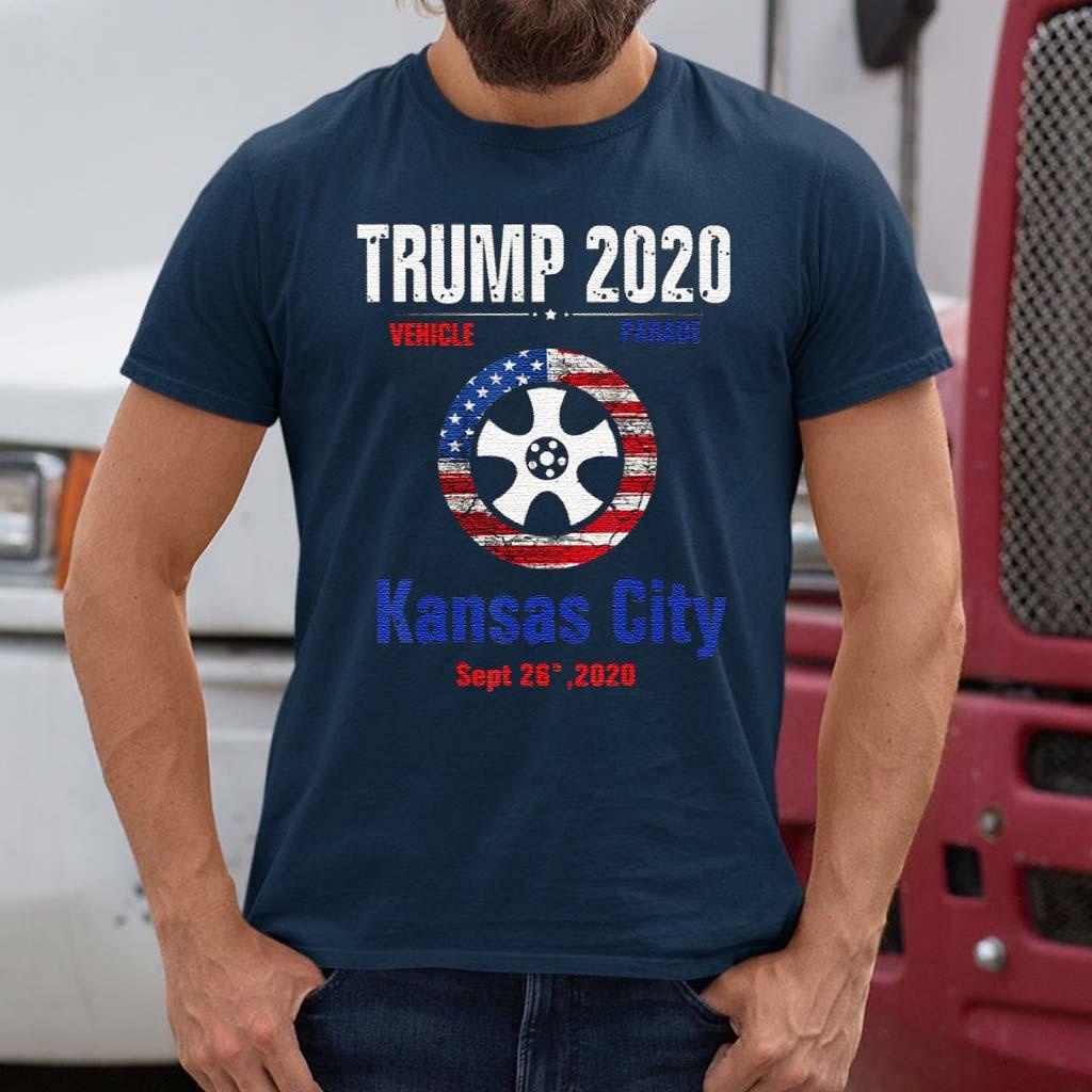 Trump-2020-Kansas-City-Vehicule-Parade-T-Shirt
