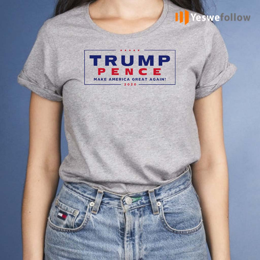 Trump-Pence-Make-America-Great-Again-2020-T-Shirts