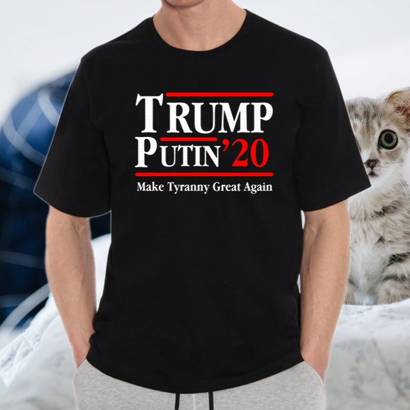 Trump Putin 2020 T-Shirt