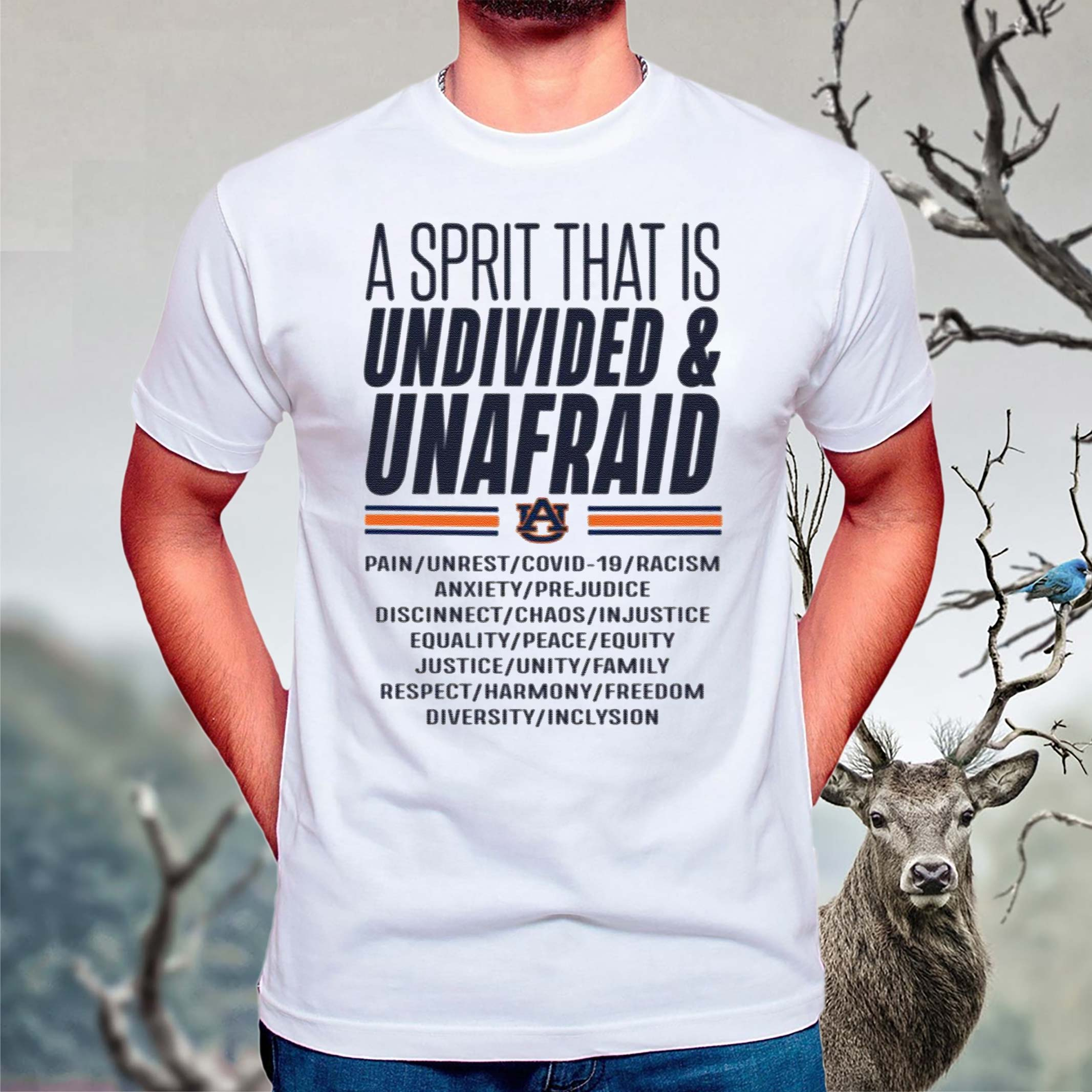 Undivided-&-Unafraid-SAAC-T-Shirt