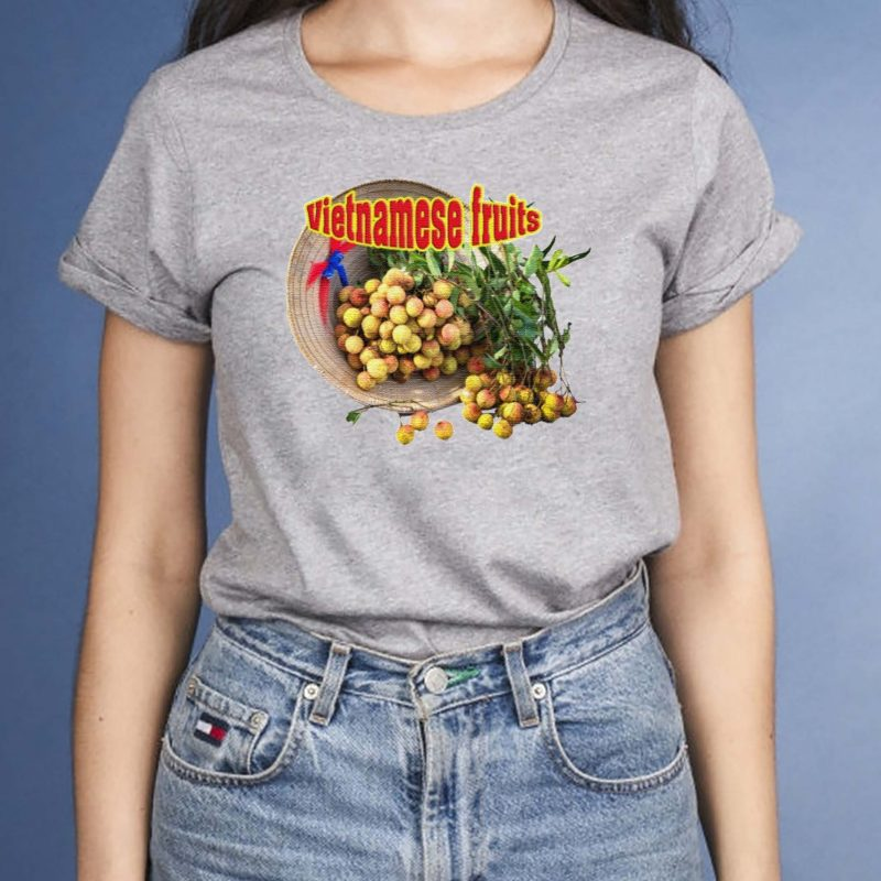 Vietnamese-fruits-Premium-t-shirt