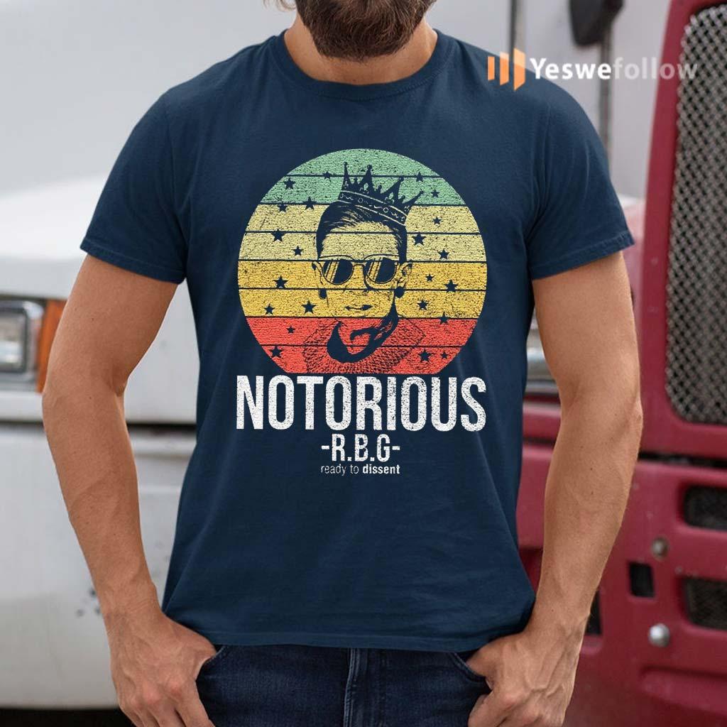 Vintage Notorious rbg t shirt