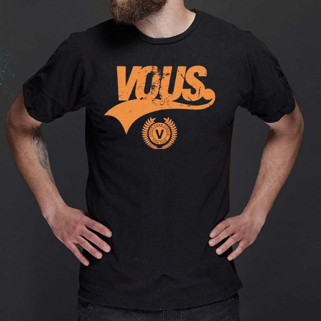 Vous-Church-Merch-Vous-Team-Maroon-T-Shirt
