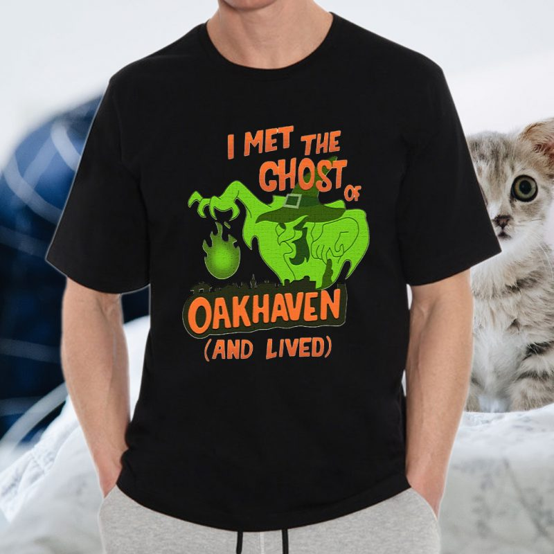 Witch Ghost Classic T-Shirts