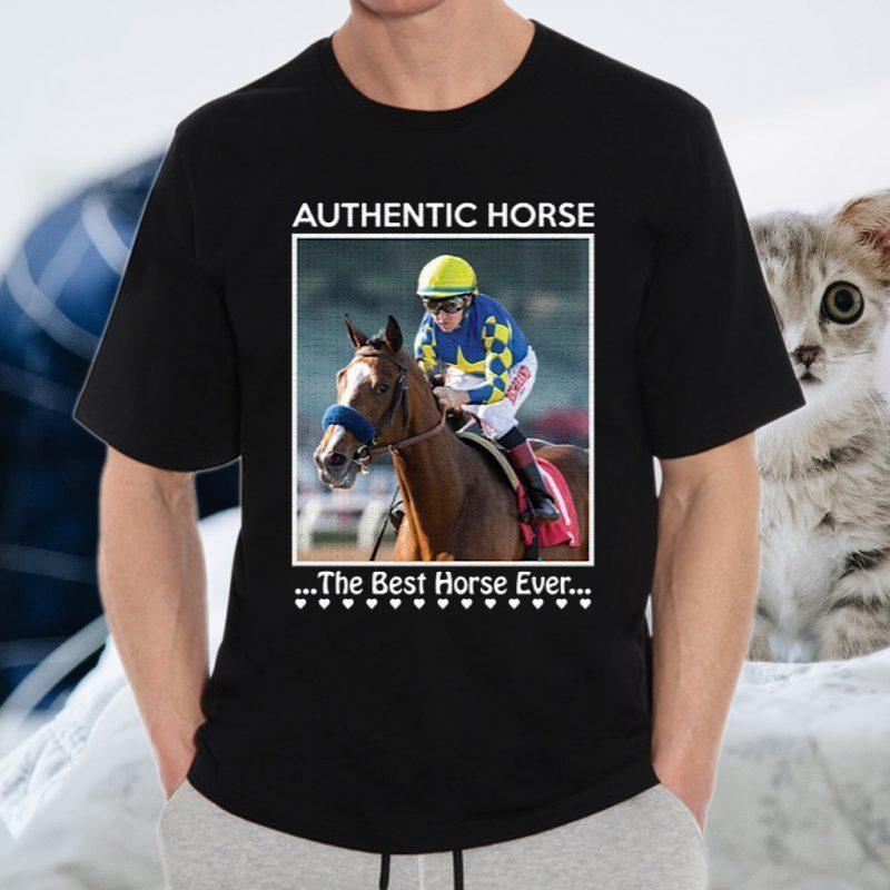 authentic horse T Shirt