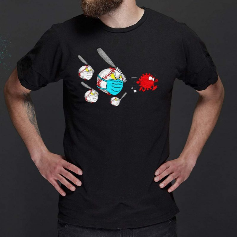 basketball-chase-covid-t-shirt