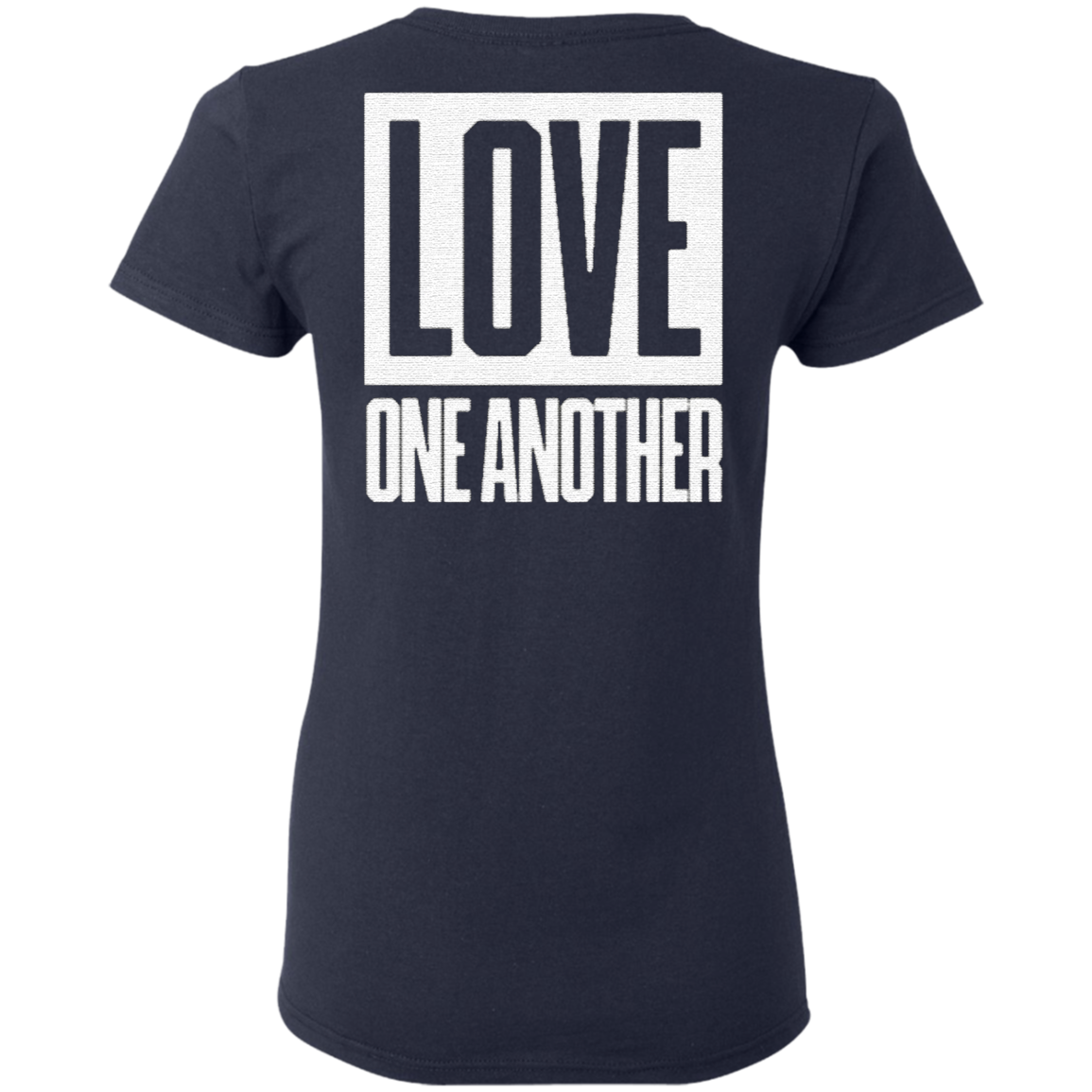 Byu love one another T shirt