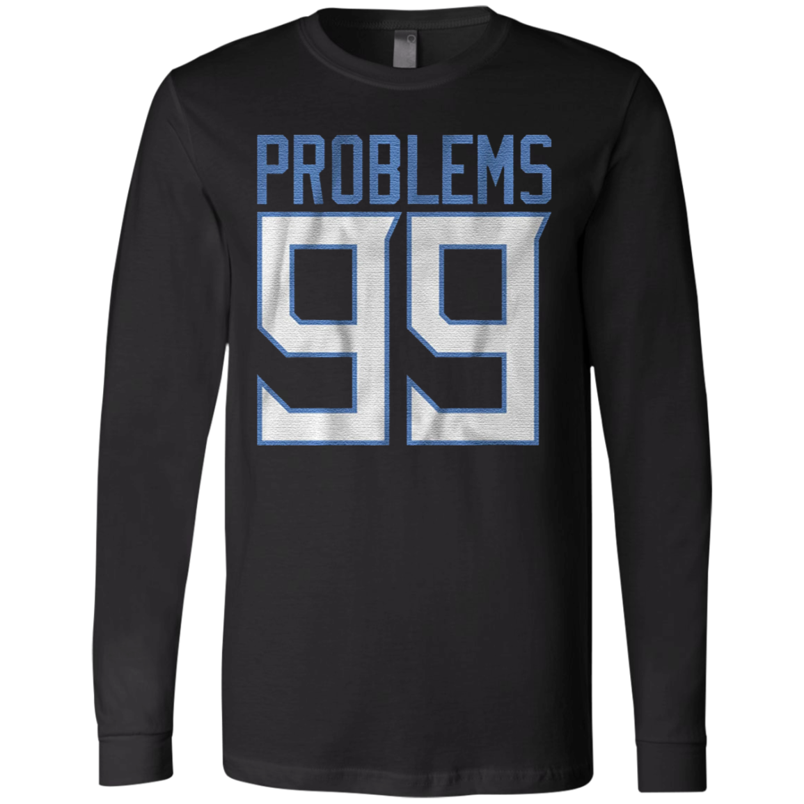 tennessee 99 problems t shirt