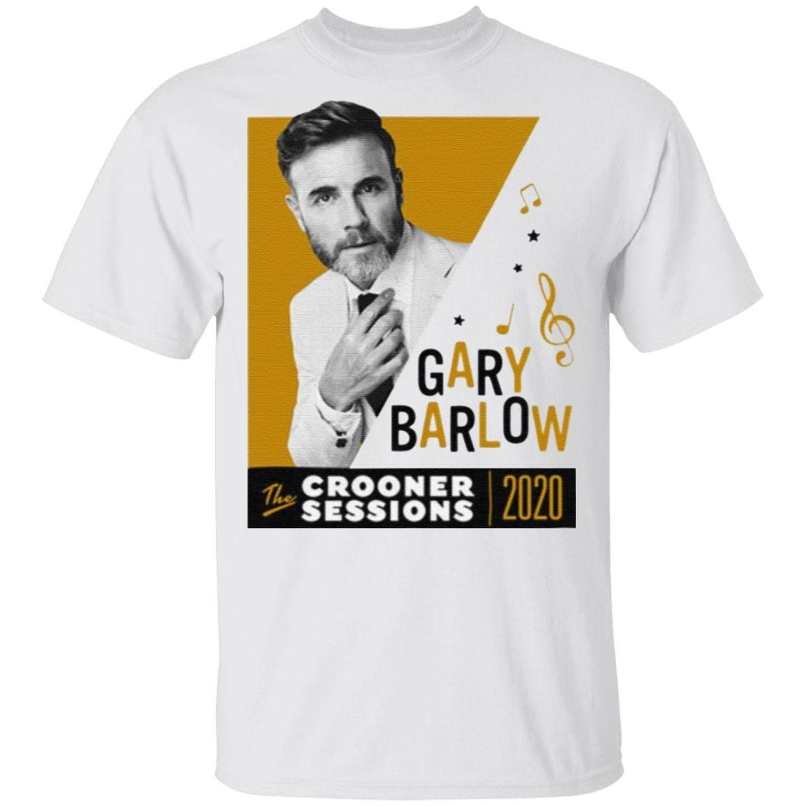 Gary Barlow The Crooner Sessions TShirt