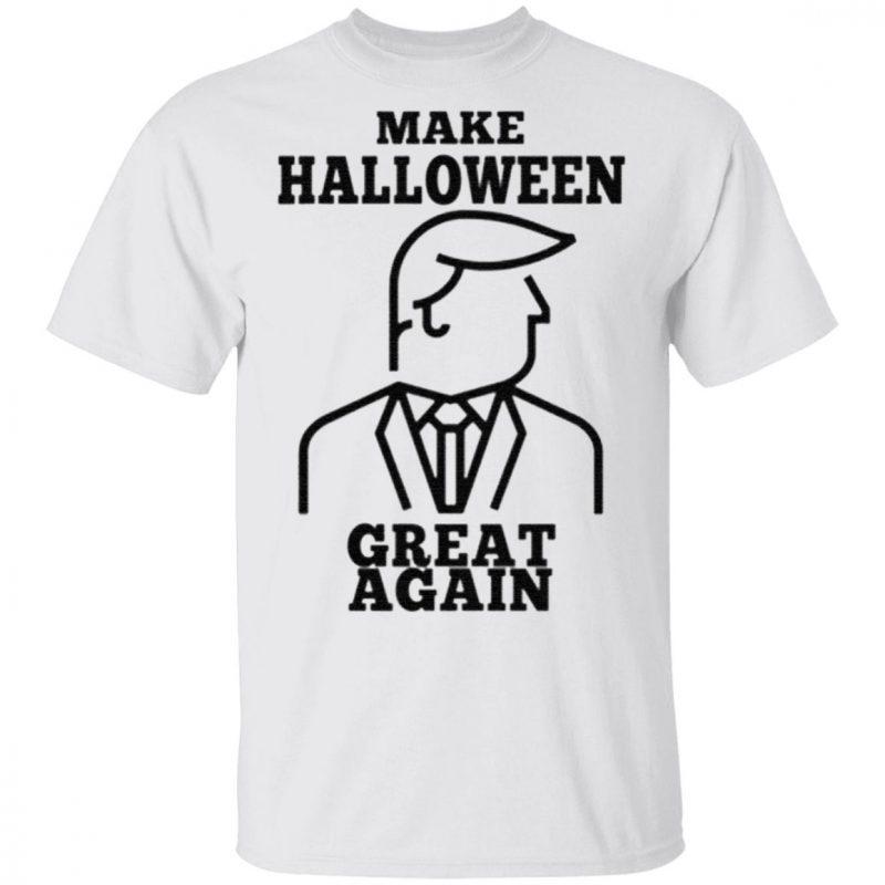 Trump Make Halloween Great Again 2020 T Shirt