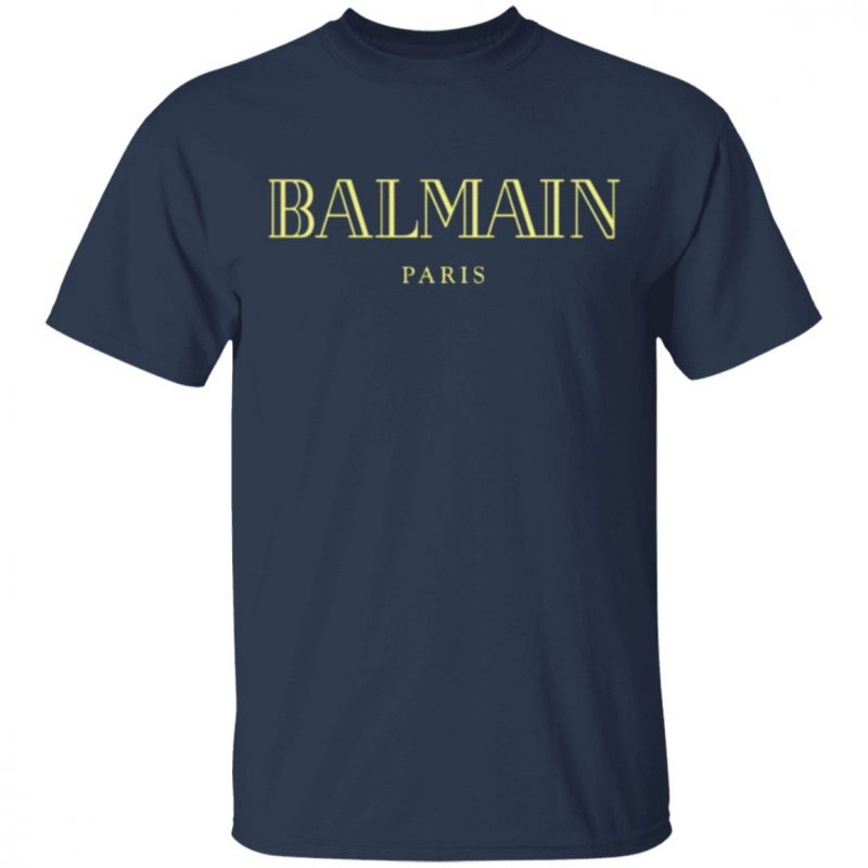 Balmain Paris T Shirt