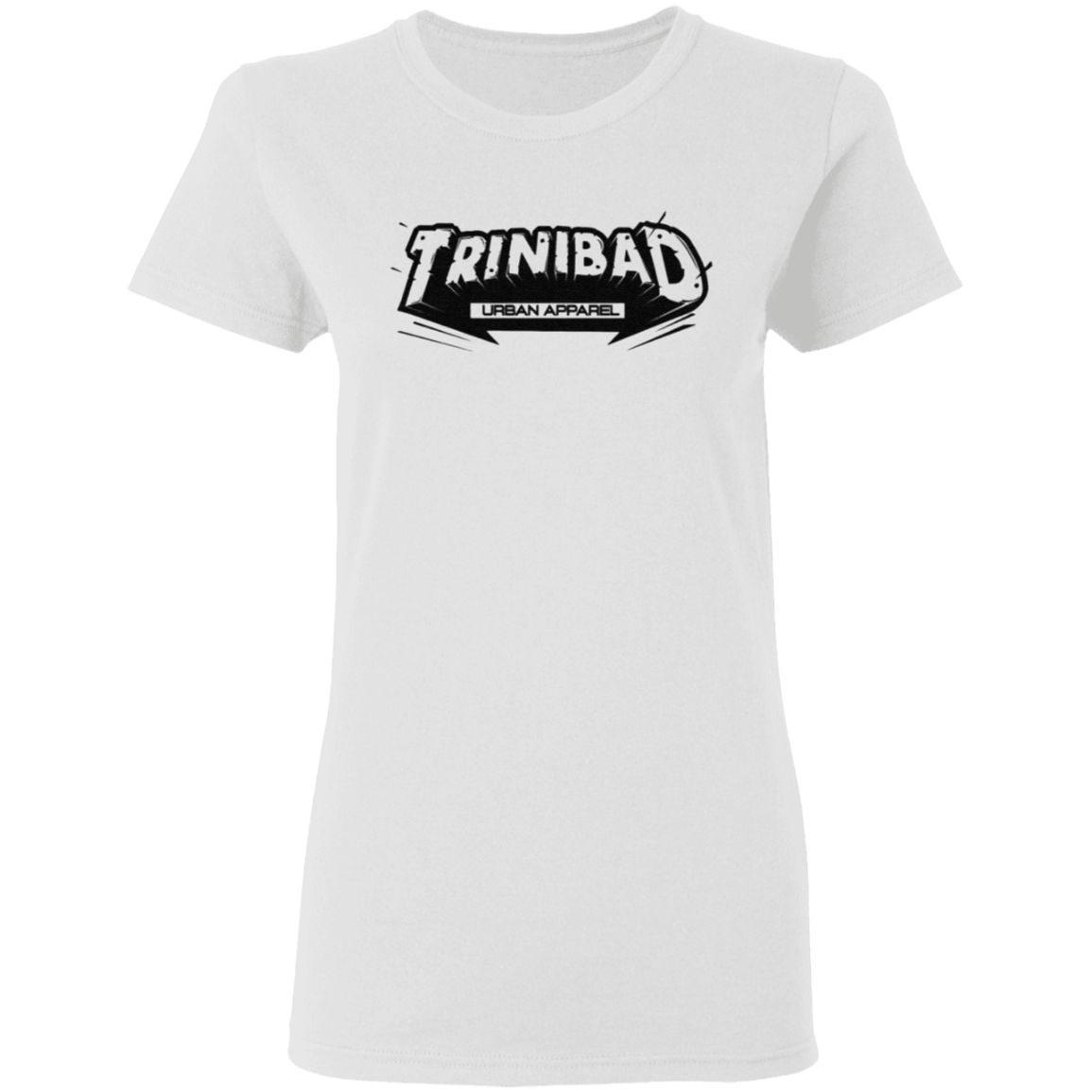 TriniBad Urban Apparel T Shirt