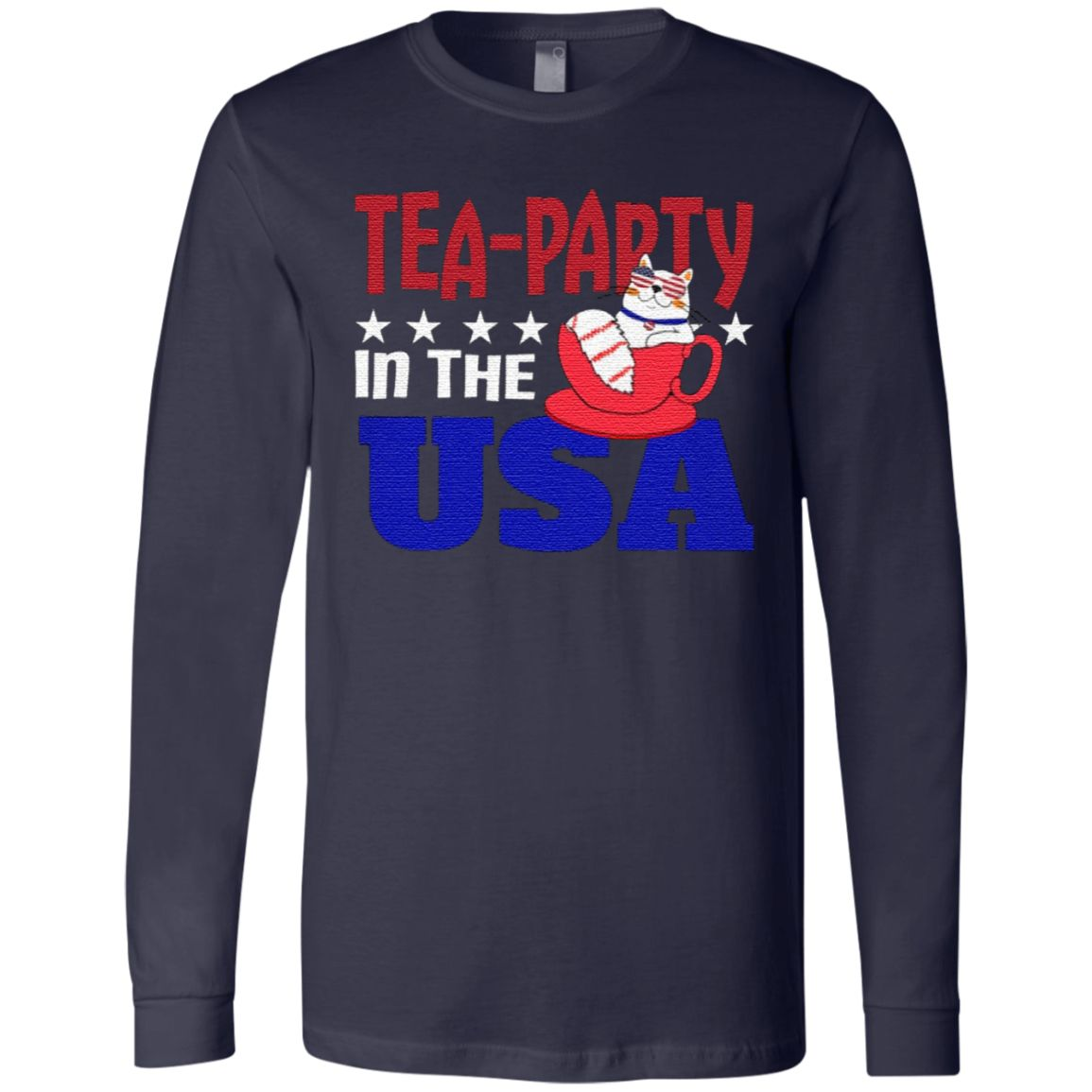 Tea party In The USA t shirt