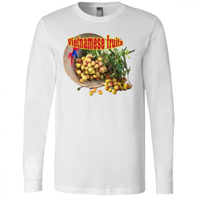 Vietnamese fruits Premium t shirt