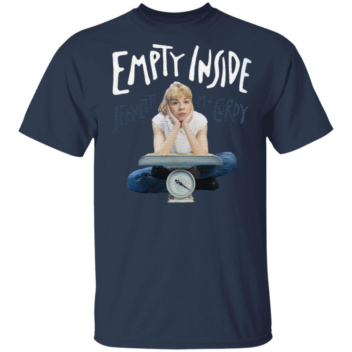 Empty Inside T Shirt