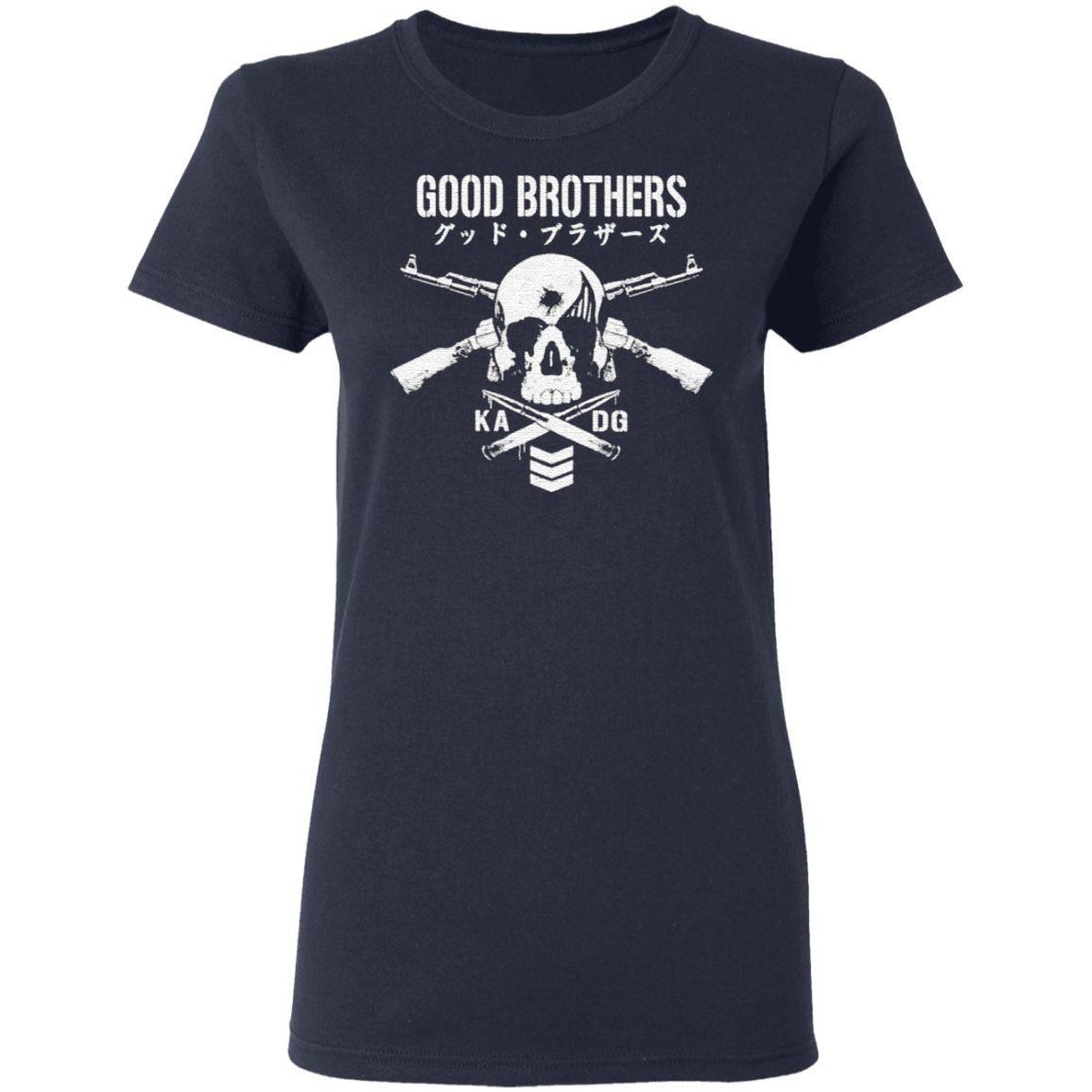 Karl Anderson & Doc Gallows Good Brothers Tee Shirt