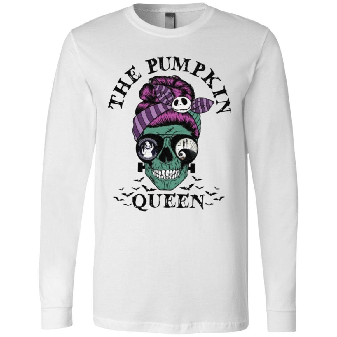 The Pumpkin Queen t shirt