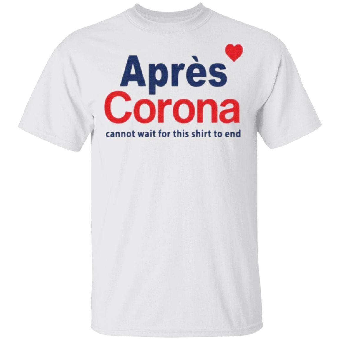 Apres Corona T Shirt
