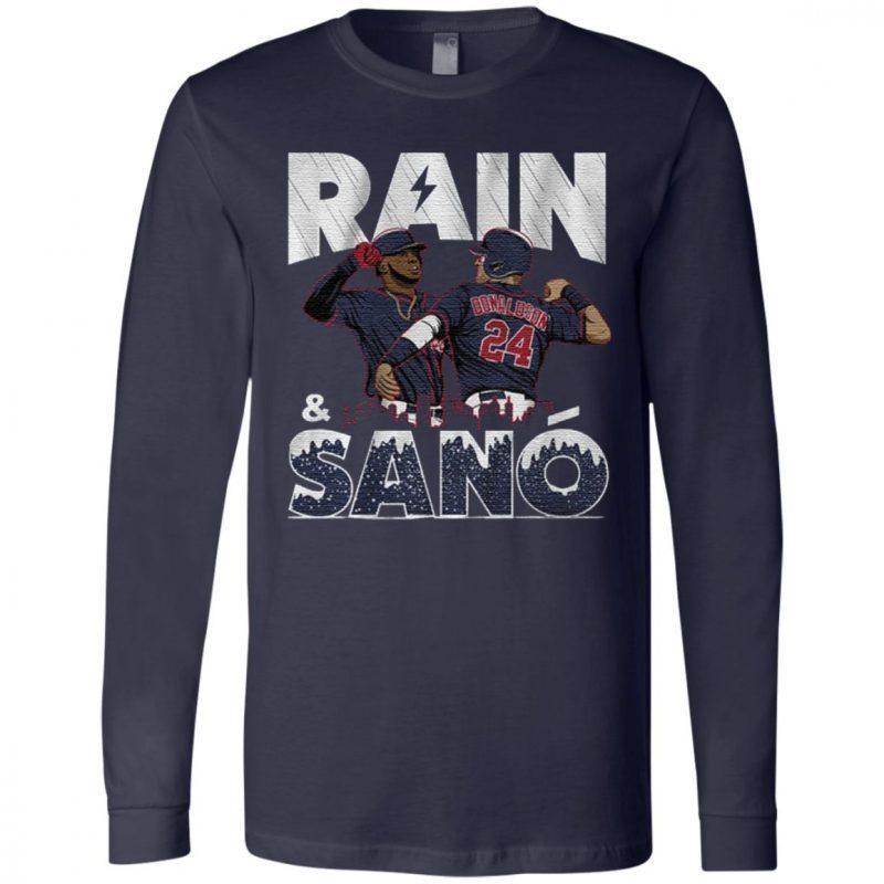 Miguel Sanó and Josh Donaldson T Shirt