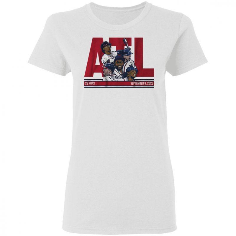 ATL 29 Runs T Shirt