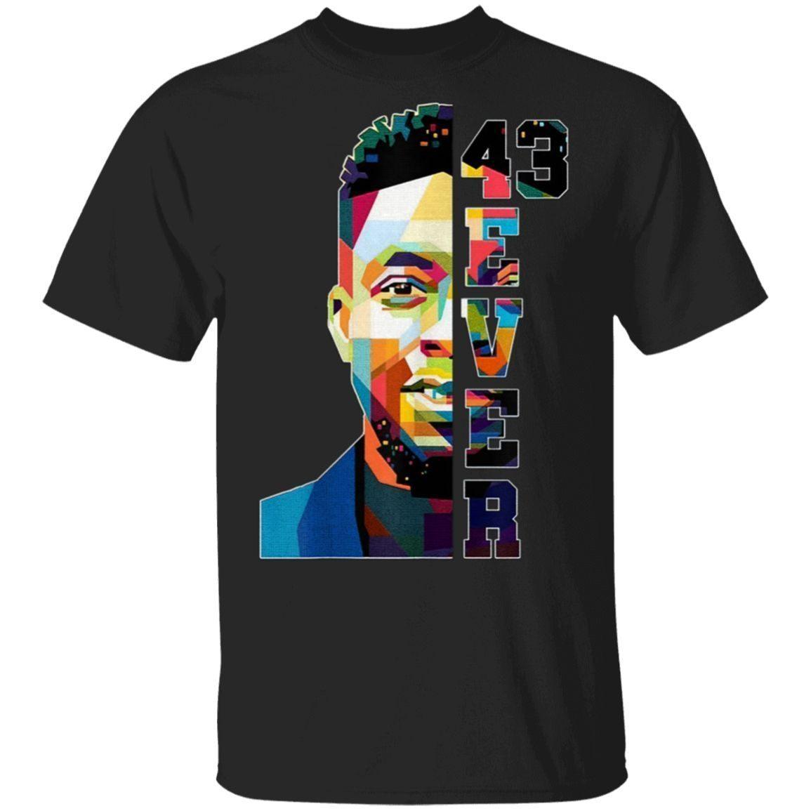 Chadwick 43 Boseman T-Shirt
