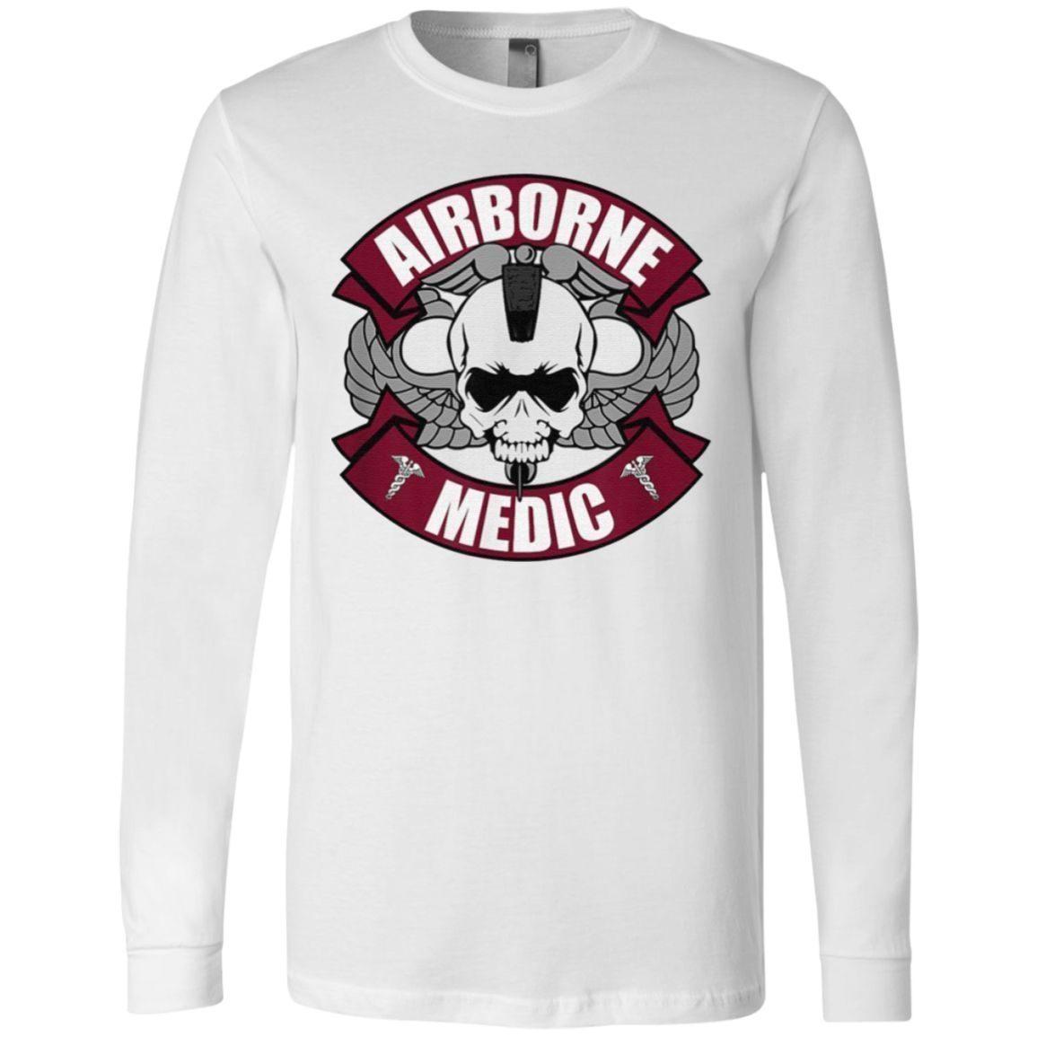 Airborne Medic T Shirt