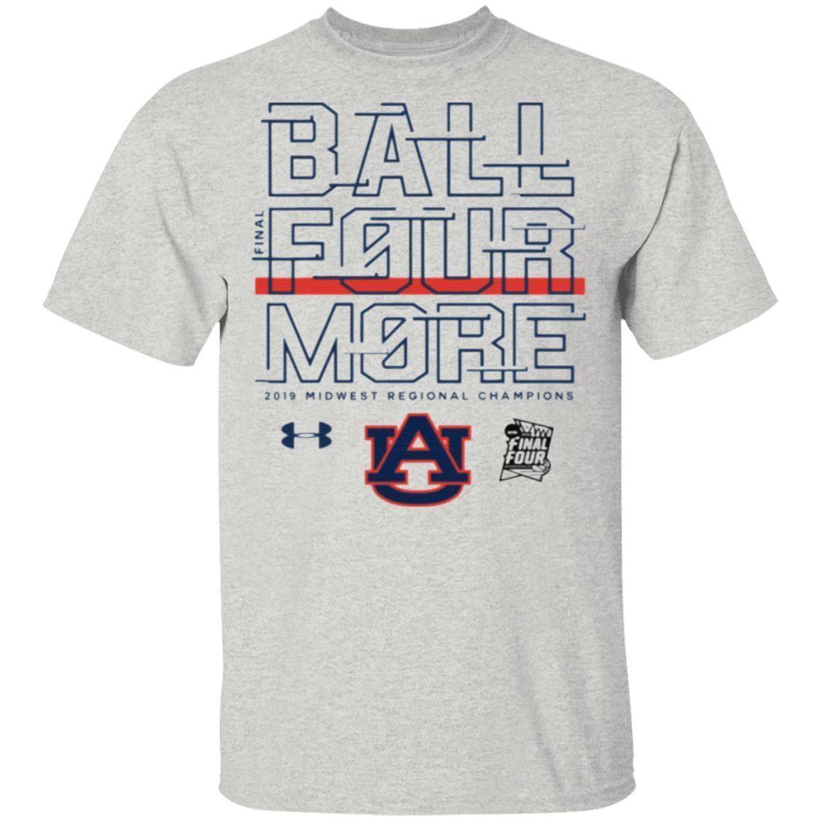 Auburn Tigers Final Four Basketball 2019 T-Shirt