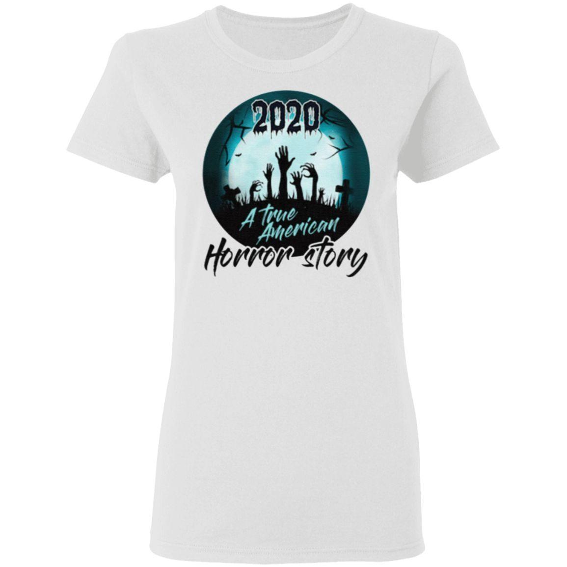 2020 A True American Horror Story Halloween TShirt