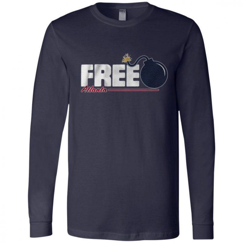 Freebomb Atlanta T Shirt