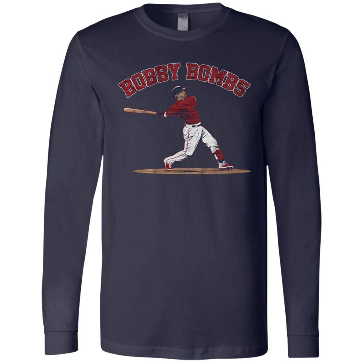 bobby bombs t shirt