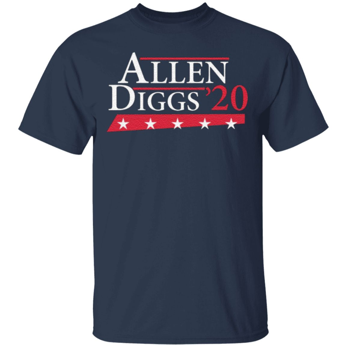 Allen Diggs 2020 TShirt