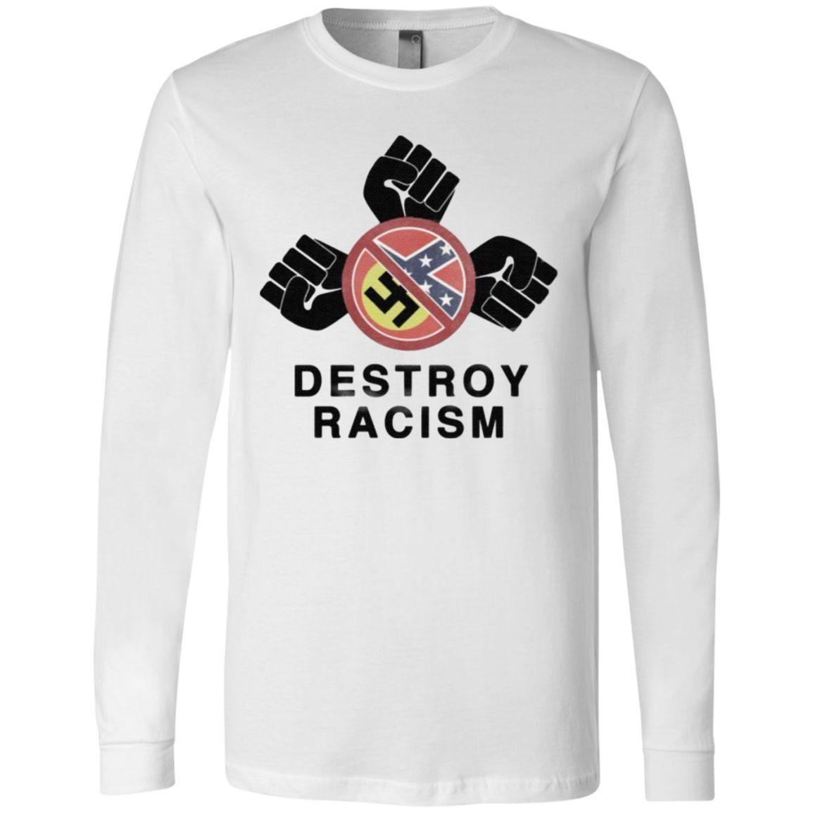 James Harden Destroy Racism T-Shirt