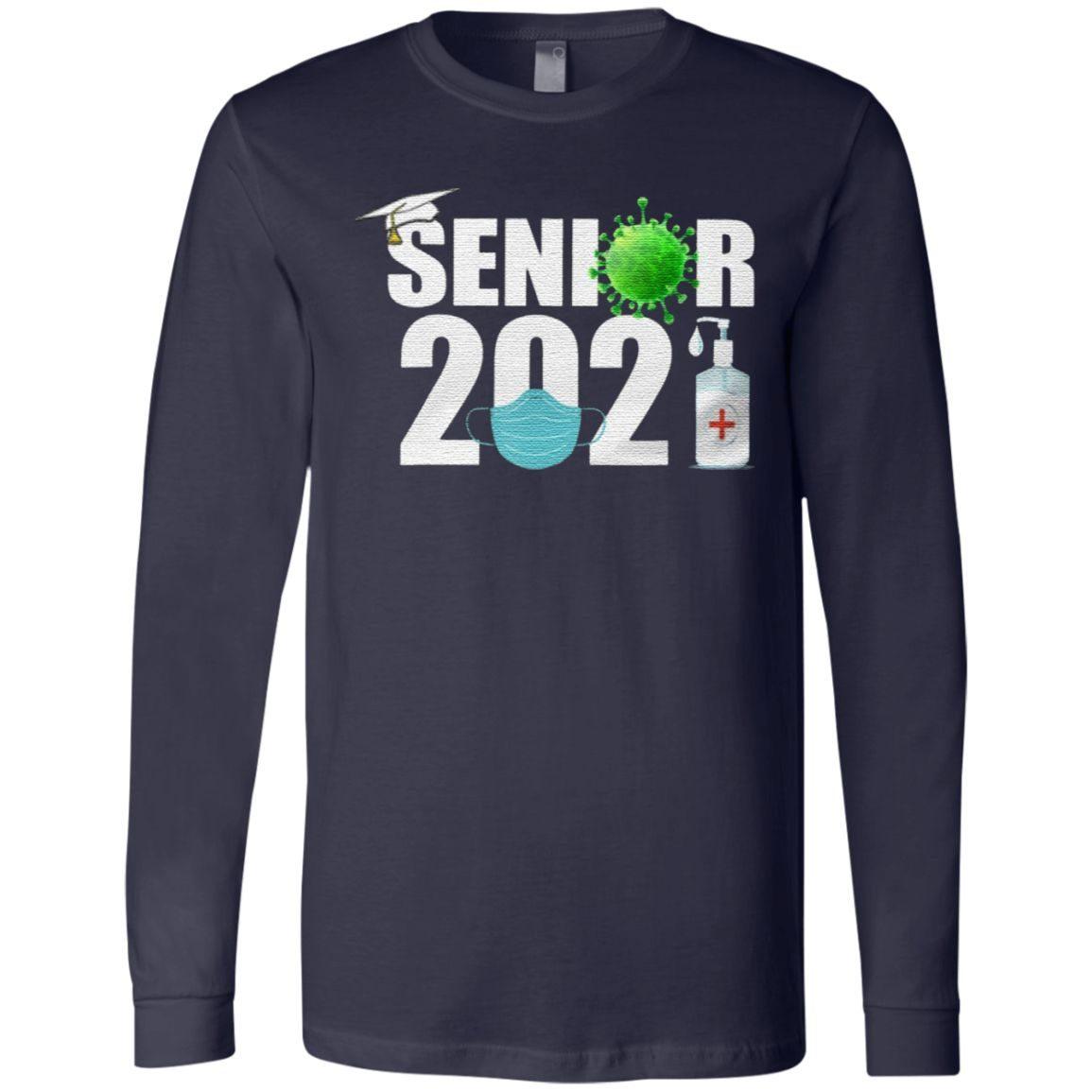 Senior 2021 Class Of 2021 T-Shirt