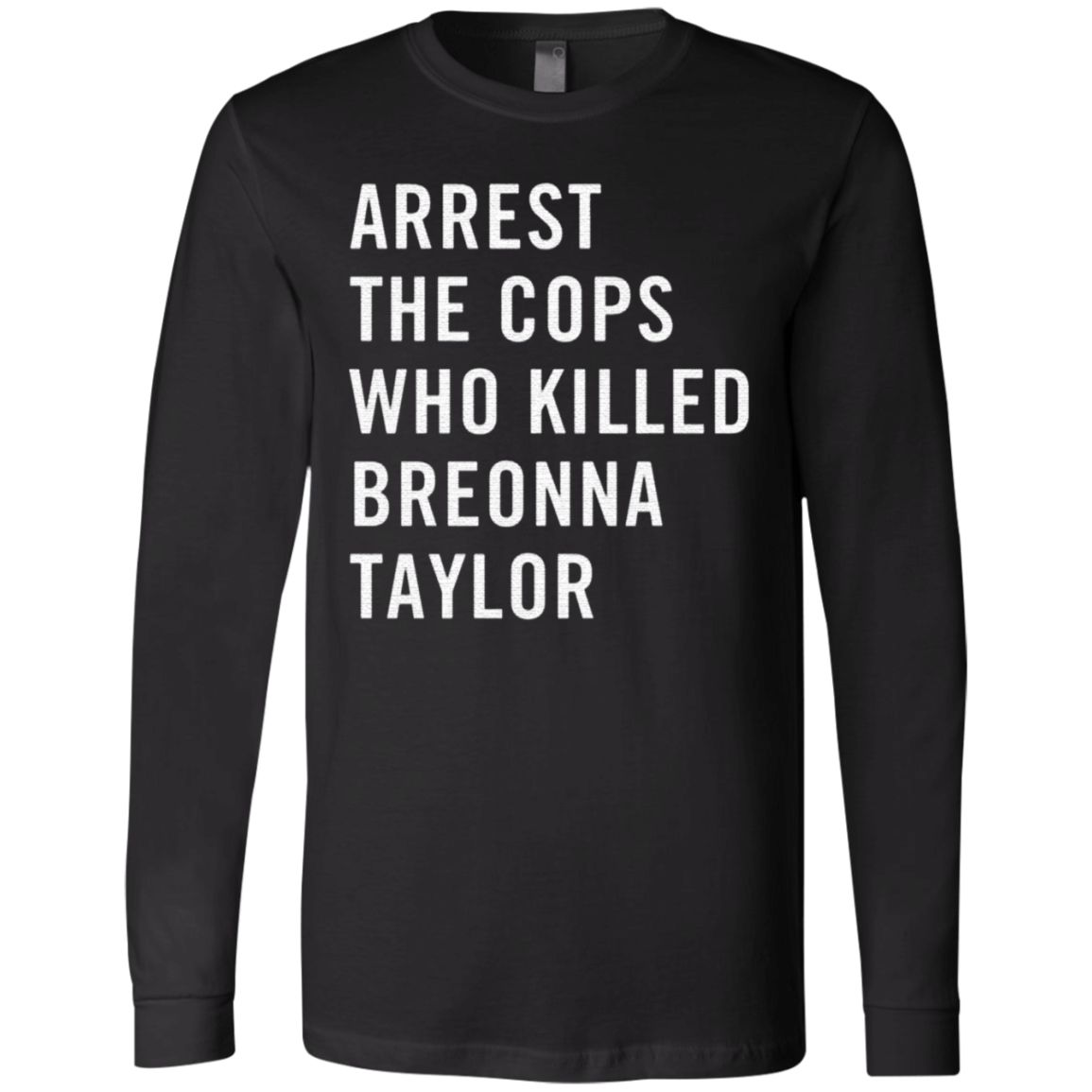 Lewis Hamilton Arrest The Cops Who Killed Breonna Taylor Say Her Name TShirt