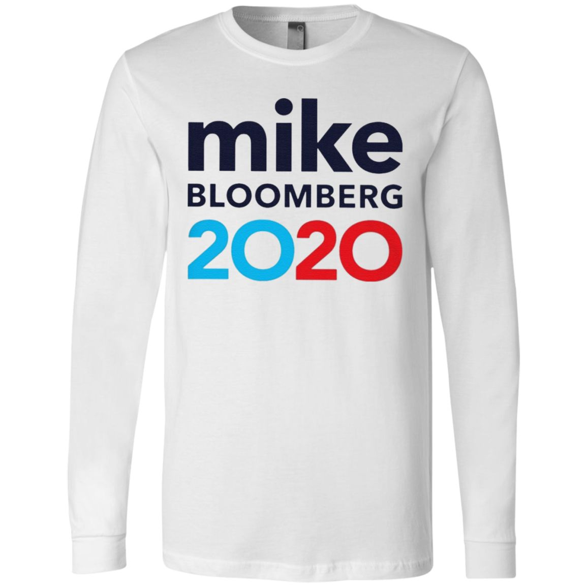 mike bloomberg 2020 t shirt
