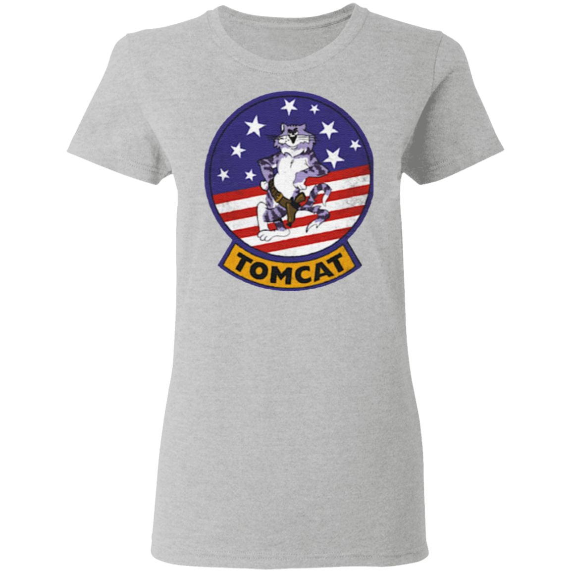Tomcat Top Gun T Shirt