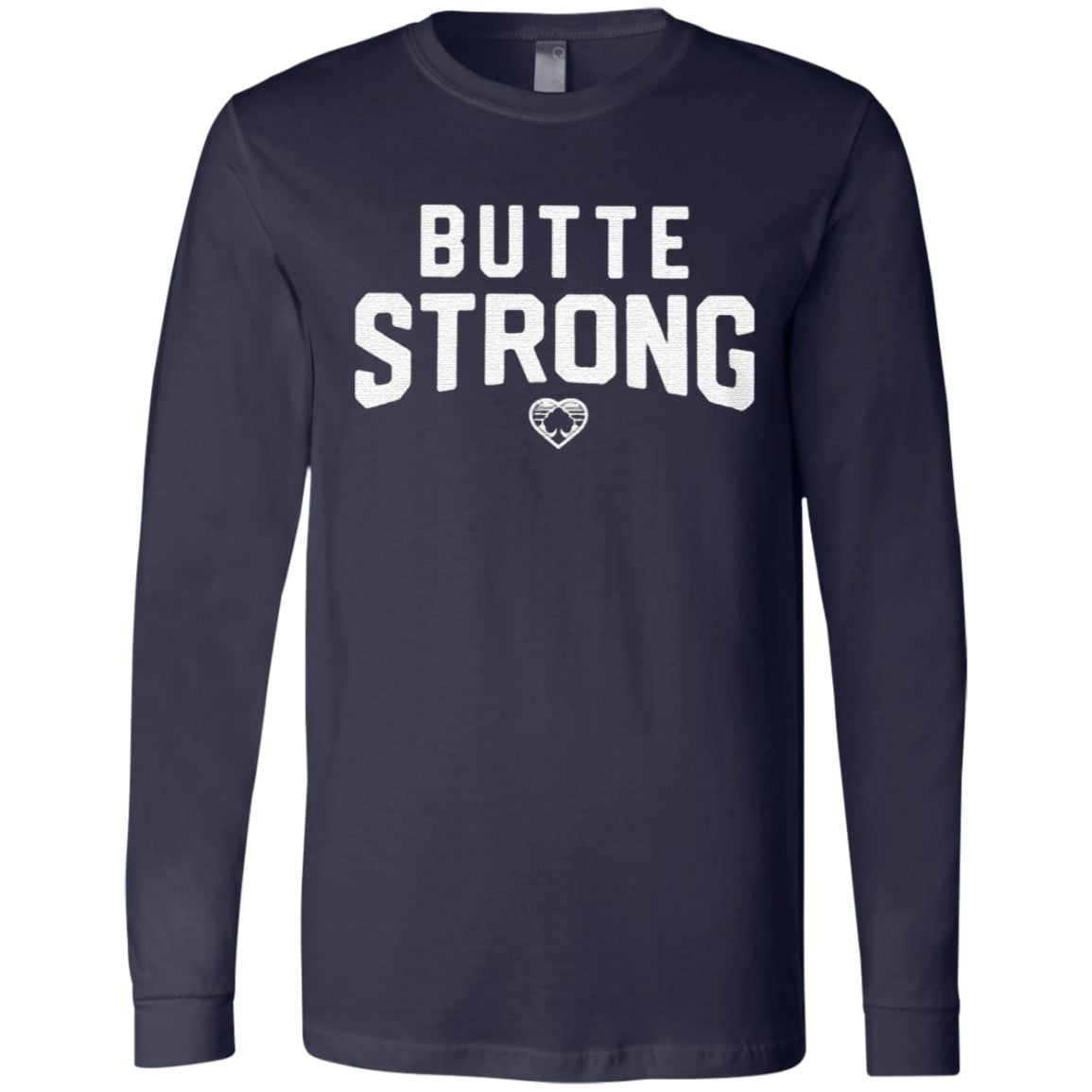 butte strong tshirt