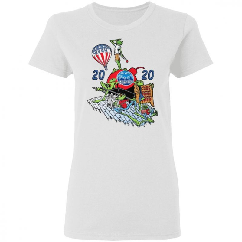 Webn fireworks 2020 T-Shirt