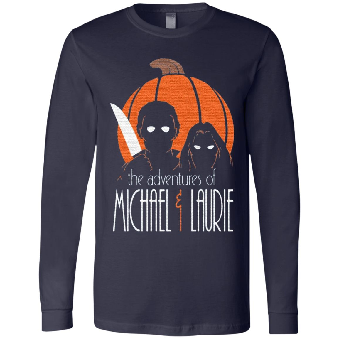 The adventures of Michael and Laurie t shirt