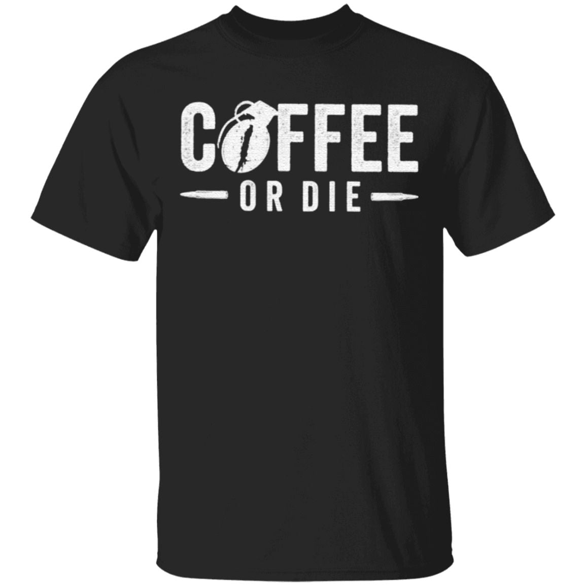 Coffee Or Die Classic T Shirt